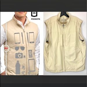 SCOTTeVEST Travel Vest Men's RFID Style